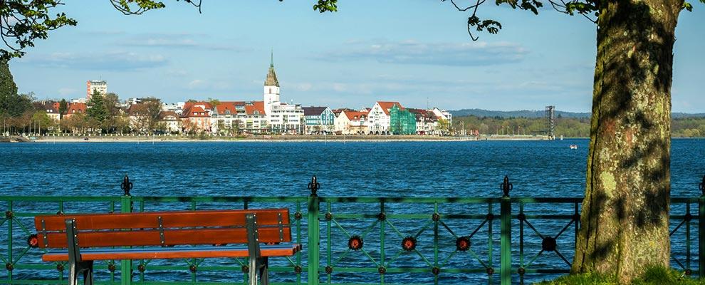 Restaurants in Friedrichshafen