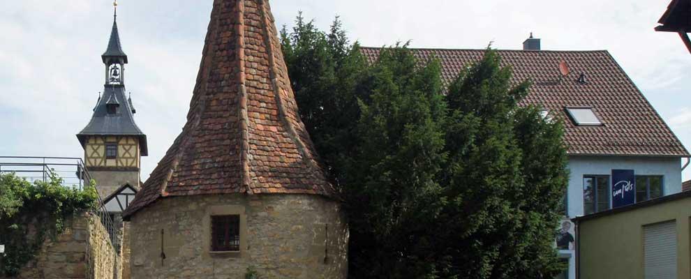Stadtbild Marbach