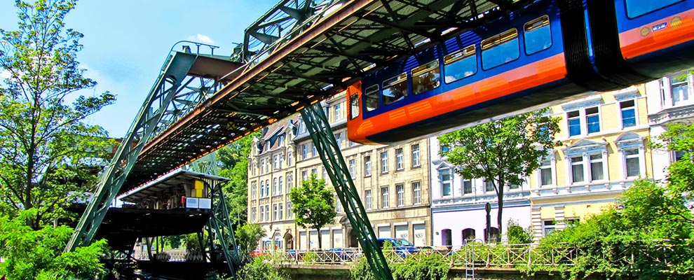 Restaurants in Wuppertal
