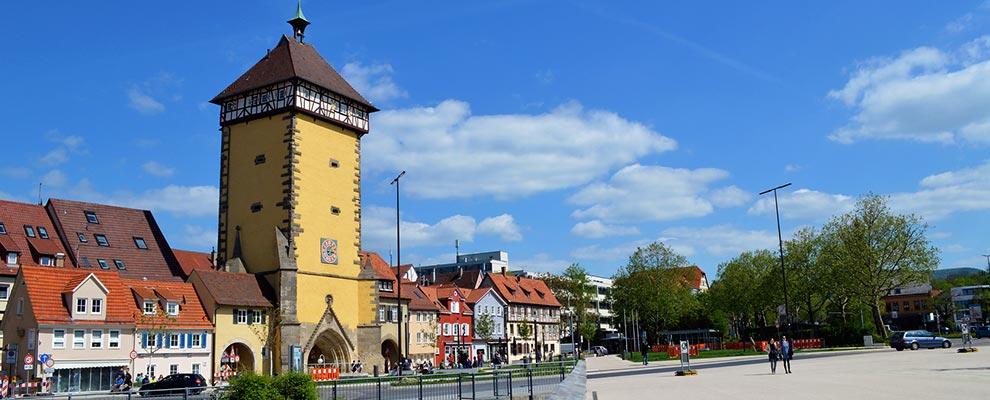 Restaurants in Reutlingen