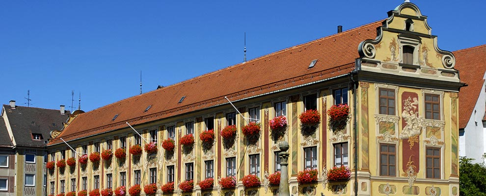 Restaurants in Memmingen