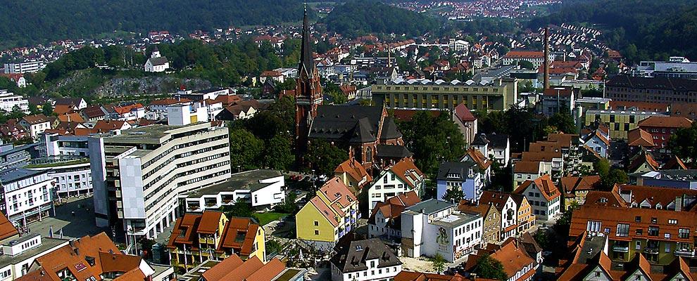 Restaurants in Heidenheim