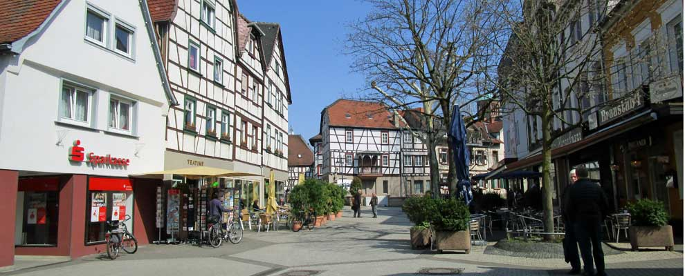 Innenstadt Bensheim