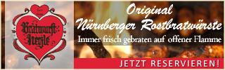 Bratwurstherzle - Nürnberg