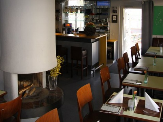 seegärtle - cafe restaurant bar: Café, Restaurant, Bar - alles unter einem Dach
