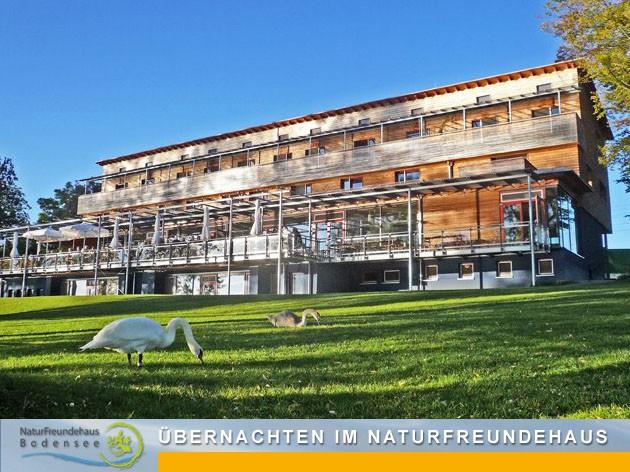 NaturFreundehaus Bodensee: Übernachten...