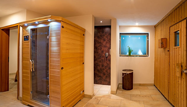 Drexel's Parkhotel & Ristorante IL GUSTO: Genießen und Entspannen Sie in unserem Wellness-Bereich