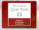 Griechisches Restaurant zum Toni in 70806 Kornwestheim: