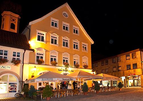 Bistro Relax Immenstadt: Herzlich Willkommen in Immenstadt