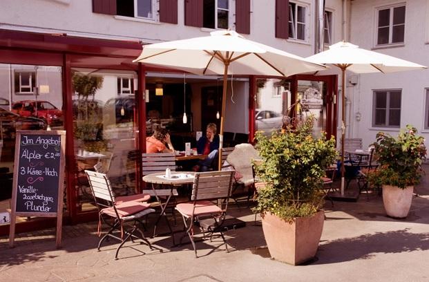 Wirthensohn Bäckerei und Konditorei: Unser Hauptgeschäft in der Schlossstraße