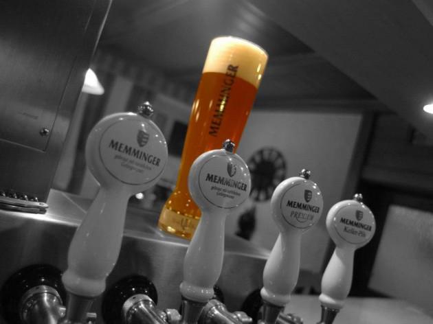 Restaurant Arkadia: Ein kühles Bier gefällig?