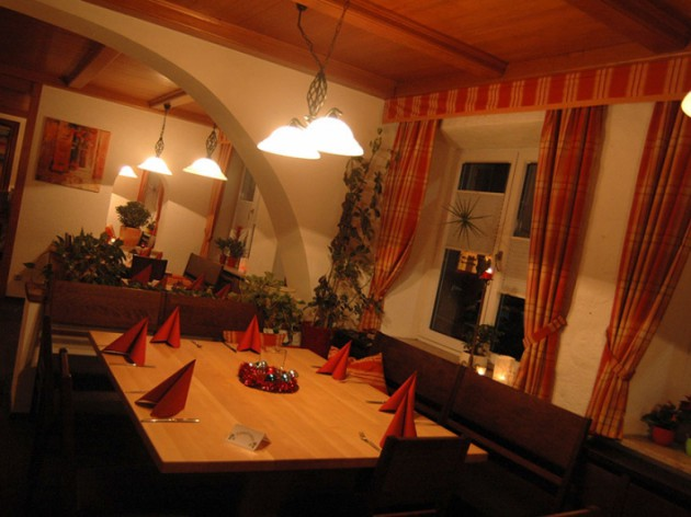 Restaurant Arkadia: Ein weiterer Blick in unser Restaurant