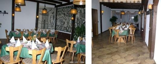 Sportgaststätte Römerhof: Die Römerstube, unser Nebenraum, bietet Platz für ca. 50 Personen