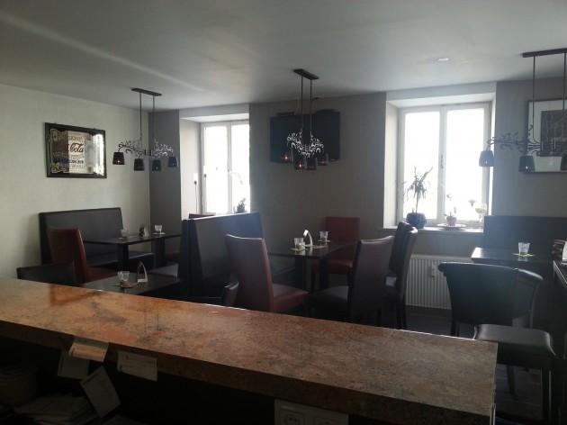 Cafe Lounge TT: Ambiente