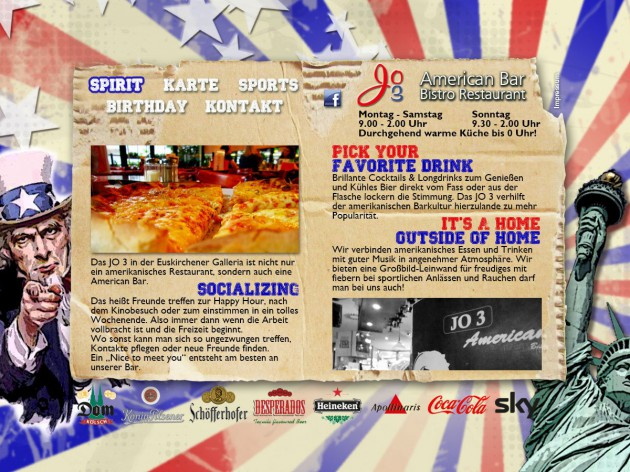 American Bar Jo3: AMERICAN BAR JO3