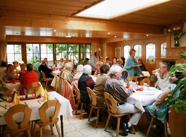 Landgasthof Bieg: Restaurant