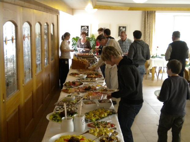 Landgasthof Bieg: Buffet - Feste - Hochzeiten - Catering