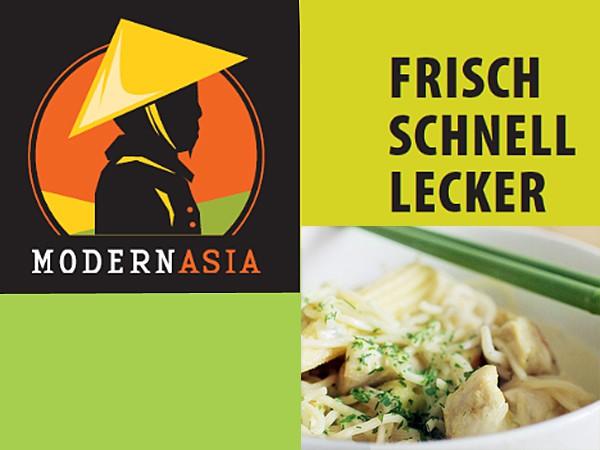 Modern Asia: Modern Asia – frisch, modern und trendy