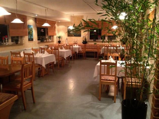 Höhenrestaurant Sängerheim Glashütte: Unser gemütliches Restaurant