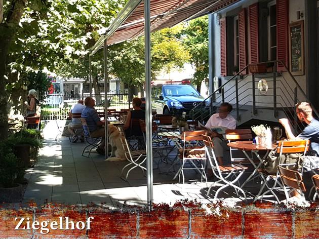 Gaststätte Ziegelhof: Den Sommer im Biergarten genießen