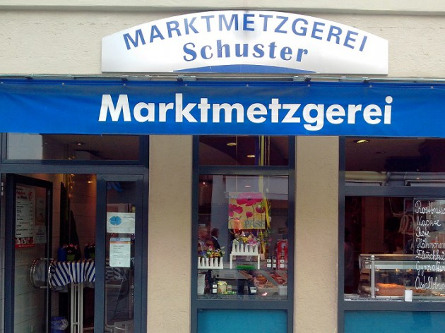 Markt-Metzgerei Schuster: Ihre Markt-Metzgerei Schuster stellt sich vor!
