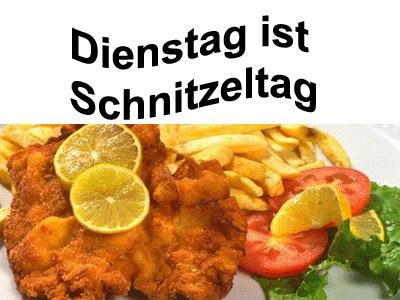 Metzgerei Schuster - Wasseralfingen: Dienstag ist Schnitzeltag