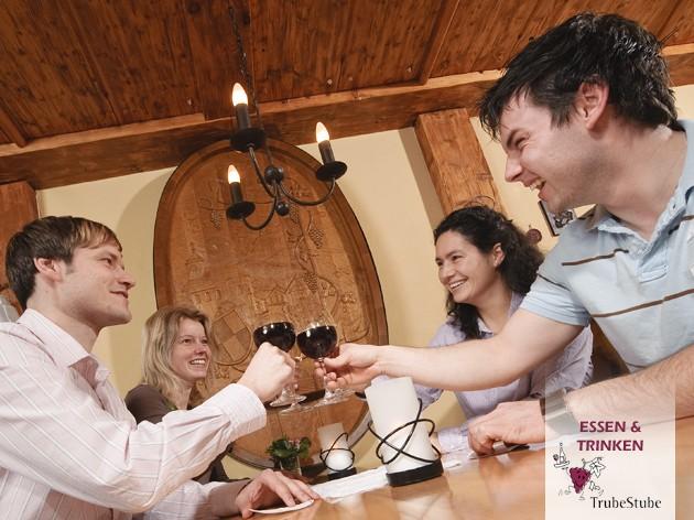 TrubeStube: Essen und Trinken in unserer TrubeStube