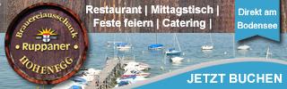 Restaurant Hohenegg - Konstanz
