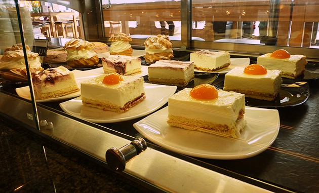 Centeria Restaurant Laufenburg: Unsere Kuchenauswahl für Sie!