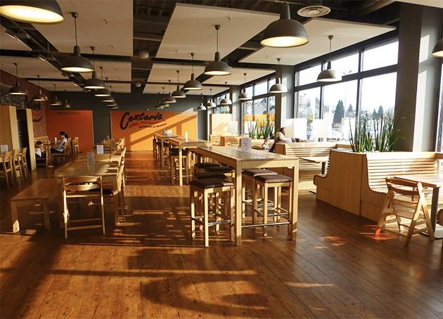 Centeria Restaurant Laufenburg: Herzlich Willkommen