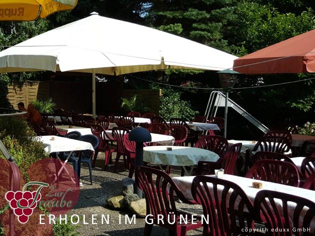 Gasthof zur Traube: Erholen im Grünen