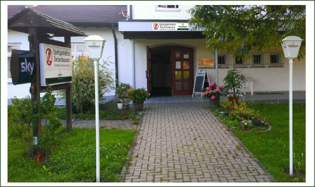 Sportgaststätte Dettenhausen: Herzlich Willkommen in der Sportgaststätte - Dettenhausen
