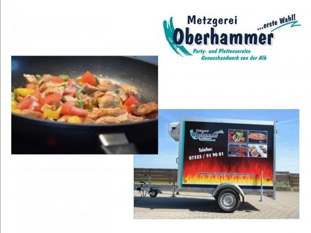 Metzgerei Oberhammer - im Norma Wilhelmstraße: Alles aus einer Hand: Für Ihre Fereinsfeier, Ihre Festlichkeit oder für Ihren Betrieb