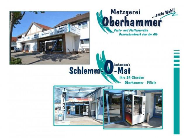 Metzgerei Oberhammer - Steinheim: Schlemm-O-Mat in Steinheim am Albuch