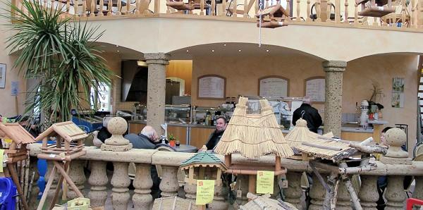 Cafe Bistro im Gartentreff Ellwangen: Das Cafe in Ihrem Gartentreff