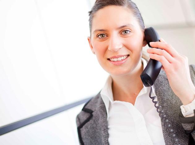 Sebcity Hotel: Ich freue mich schon auf Ihren Anruf.
