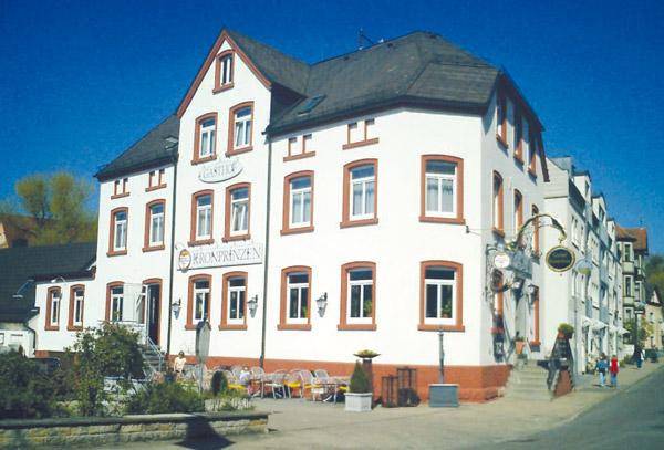 Café in der Virngrund-Klinik & Kiosk: Übernachtungsmöglichkeit 1
