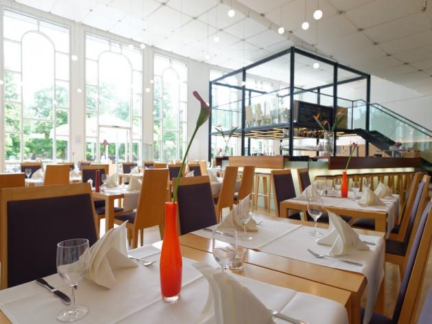 Restaurant Kubus: Kubus - das Restaurant