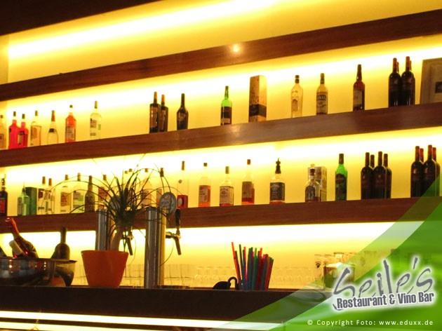 Seile's Restaurant & Vino Bar: Live-Musik in der Vino Bar