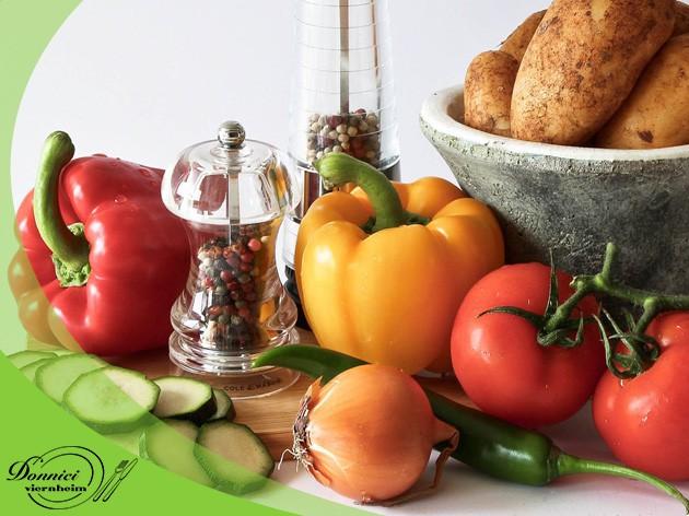 Restaurant Galicia: NEU | Vegane Gerichte