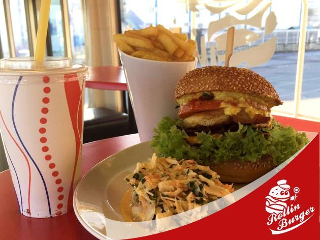 Rollin Burger: Unser Special-Burger