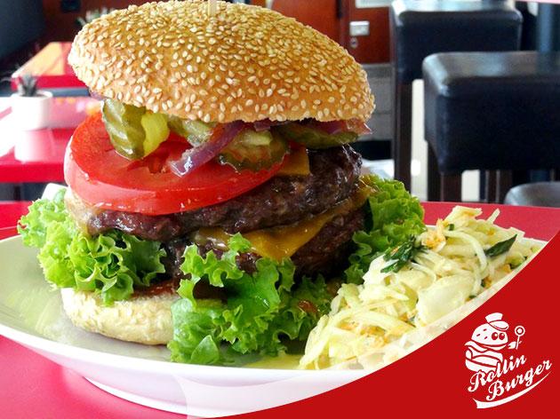 Rollin Burger: Was eigentlich essen Sie da!?