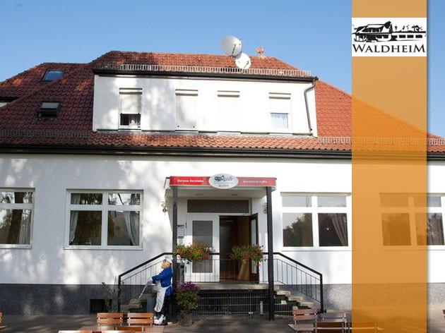 Restaurant Waldheim: Wir heißen Sie herzlich willkommen!