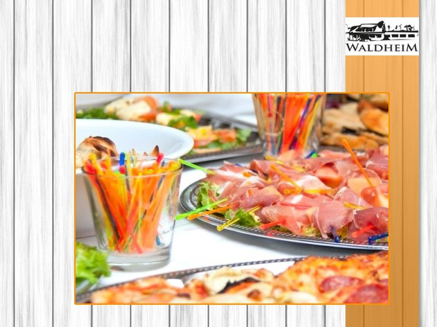 Restaurant Waldheim: Herzlich willkommen auf Ihrer eigenen Party!