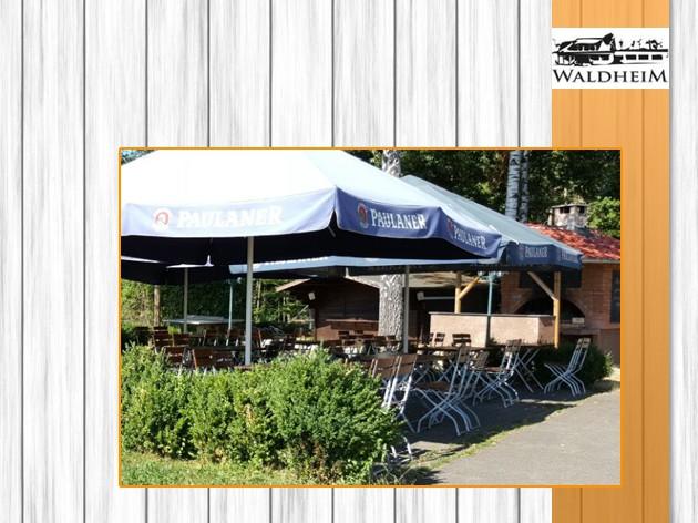 Restaurant Waldheim: Genießen Sie den Sommer!