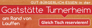 Gaststätte Turnerheim Lauffen am Neckar
