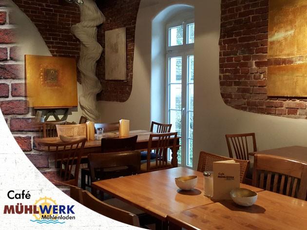 Mühlwerk | Café & mehr: Ruhe und Gemütlichkeit