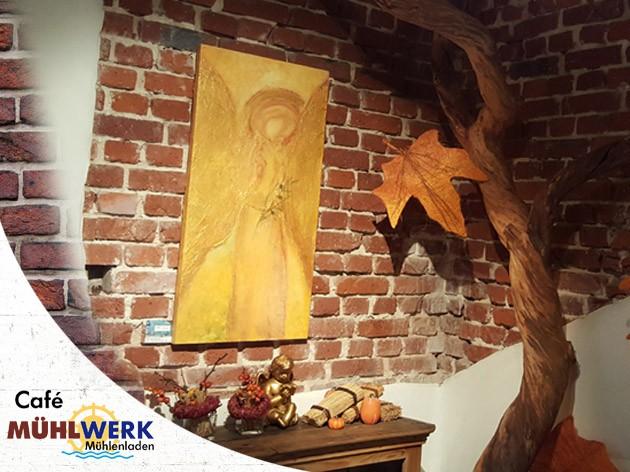 Mühlwerk | Café & mehr: Die Kunst auf sich wirken lassen