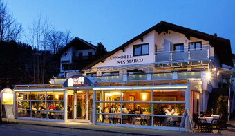 Hotel San Marco: Hotel & Restaurant San Marco