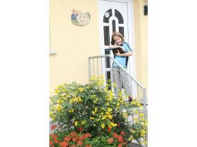 Gasthaus und Ferienhof Wagner: Kinder fühlen sich bei uns sehr wohl.